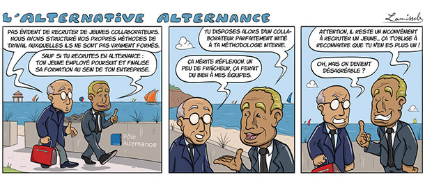 L'alternative alternance